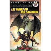 La Saga Du Pr�tre Jean Vol. Iii, Les Mines Du Roi Salomon de Monrocq ,Dominique