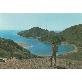 8428 - The Fiord Near The Coral Island - The Gulf Of Eilat