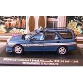 Renault Laguna I Break Nevada Rxe 16v 1998 Gendarmerie Universal Hobbies 1/43