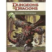 Dungeons & Dragons Bestiaire Fantastique de Wyatt, James