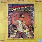 Indiana Jones Les Aventuriers De L'arche Perdue Laserdisc Pal