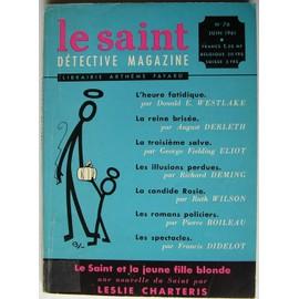 Le Saint D�tective Magazine N� 76
