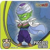 Staks Dragon Ball Z N�005 - Piccolo