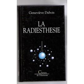 La Radiesthésie de G Dubois - Livre