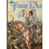 Albums De France : Jeanne D'arc - Imag�e Par Jean-Jacques Pichard de Villefosse H�ron De