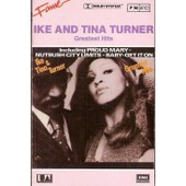 Ike And Tina Turner - K7 Audio - Greatest Hits