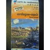 Cerdagne-Capcir Haute-Ari�ge - 1/50 000 de Collectif