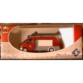 Camion Renault Master Neufoca Pompier Solido 3170 1/50