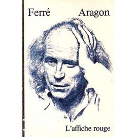 léo ferré - k7 audio - l'affiche rouge - les chansons d'aragon