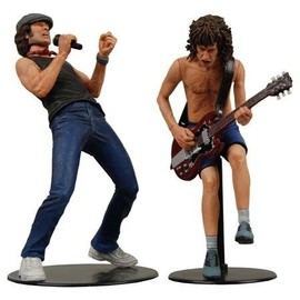 Ac/Dc Young Y Johnson Pack 2 Fig 18cm