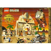 Lego System Egypte N�5988 - Temple Egyptien