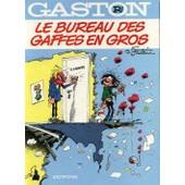 Gaston 9 Le Cas Lagaffe de Franquin