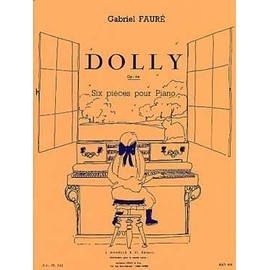 Dolly, suite Opus 56 Piano