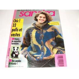 Sandra Les Plus Beaux Tricots N�87 N� 87