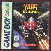 Yar's Revenge - Gameboy Color - Us