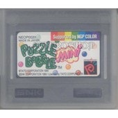 Puzzle Bobble Mini - Neogeo Pocket Color - Pal