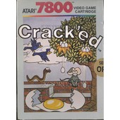 Crack Ed - Atari 7800 - Pal