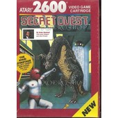 Secret Quest - Atari 2600 - Pal