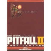 Pitfall Ii Lost Caverns - Atari 2600 - Pal