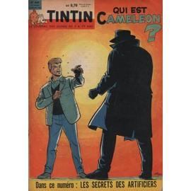 Tintin N� 664 : Qui Est Cam�lon?