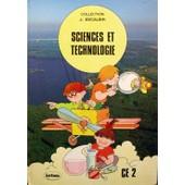 Sciences Et Technologie Ce 2 de Escalier, Jacques
