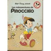 Les M�saventures De Pinocchio de walt disney