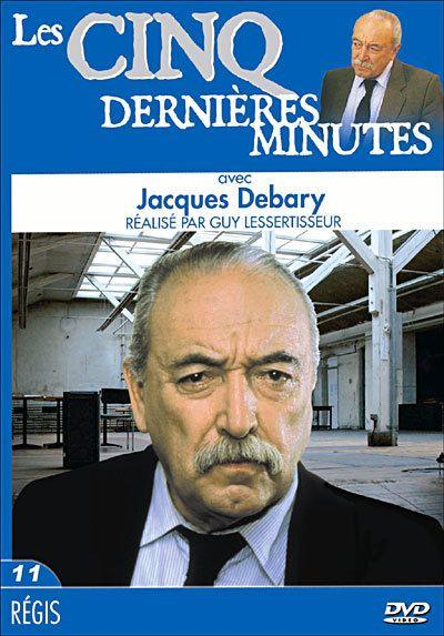 Les Cinq Dernieres Minutes N° 11 - Regis