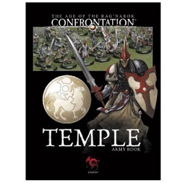 Livre D'arm�e Du Griffon - Army Book Temple - Confrontation 4 Ragnarok