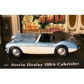Austin Healey 100-6 Cabriolet Oliex 1/43 Sport Race New