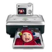 Pack Kodak EasyShare C330 - Appareil photo 4 Megapixels + Imprimante photo thermique Printer Dock S�rie 3