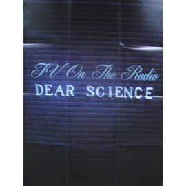 TV On The Radio - Dear Science (Poster 42x60 cm)