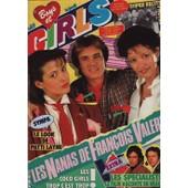 Boys Et Girls / 14-03-1985 N� 272 : Fran�ois Valery / Sophie Marceau (1,5p) - Lambert Wilson (1/2p) - Bernard Giraudeau / G�rard Lanvin (3p) - Patti Layne (1p)