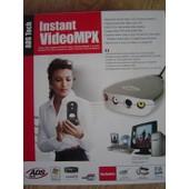 ADS Instant VideoMPX - Adaptateur d'entr�e vid�o