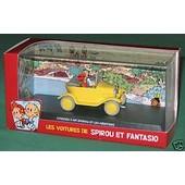 Les Voitures De Spirou Et Fantasio - Citro�n 5 Hp - Spirou Et Les H�ritiers - 1/43