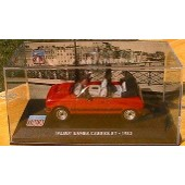Simca Talbot Samba Cabriolet 1983 Ixo 1/43 Rouge Red