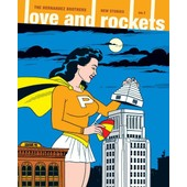 Love And Rockets - New Stories 1 de Hernandez Jaime Gilbert