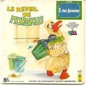 Le Reveil De Mordicus (Livre Disque) - 1, Rue Sesame