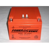Powersonic Ps-12260b - Batterie Plomb 12v 26ah �tanche
