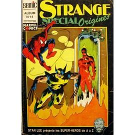 Album Strange Special Origines N� 14