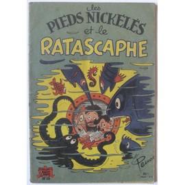 Les Pieds Nickel�s Et Le Ratascaphe N�25