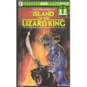 Island Of The Lizard King de Ian Livingstone