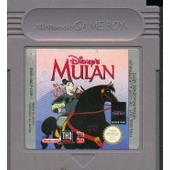 Mulan (Version Euro Noir Et Blanc)