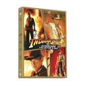 Indiana Jones : L'integrale (Coffret De 4 Dvd) de Steven Spielberg