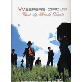 Weepers Circus : tout le monde chante (chant + piano + accords et tablatures guitare)