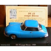 Ds 19 Coup� Ricou 1959