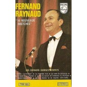 Fernand Raynaud - K7 Audio - 10 Nouveaux Sketches