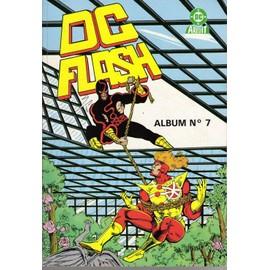 Dc Flash Album Double N�7 N� 3796655020001