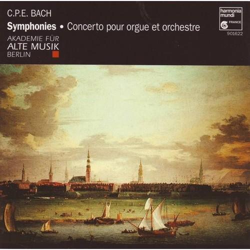 bach - Carl Philipp Emanuel Bach (1714-1788) 845288424_L
