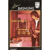 Alain Bashung - K7 Audio - Gaby Oh Gaby