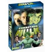 L'incroyable Hulk : Coffret 3 (�pisodes 17 � 22 Saison 2 & 1 � 8 Saison 3) de Levy, Alan.J